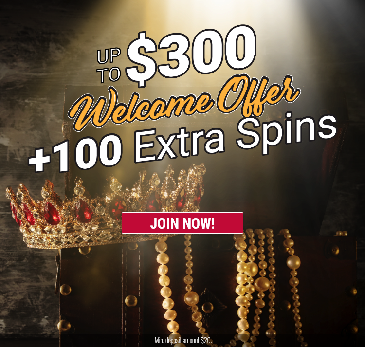 King Casino Welcome Promotion