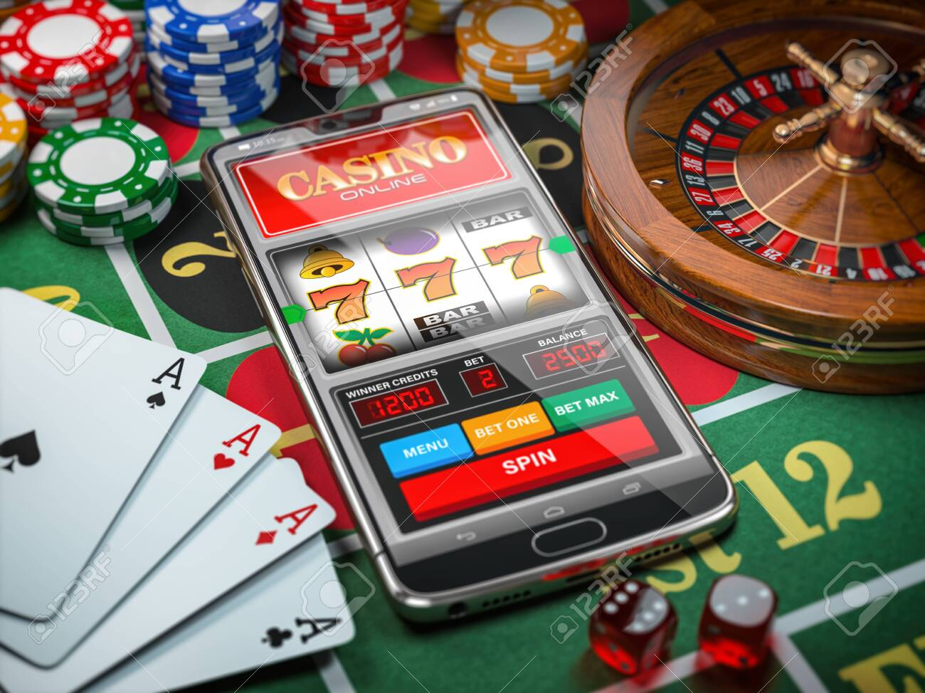 Mobile Casino Games Photo