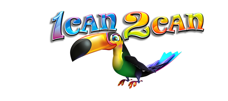 1can 2can Slot Game Logo
