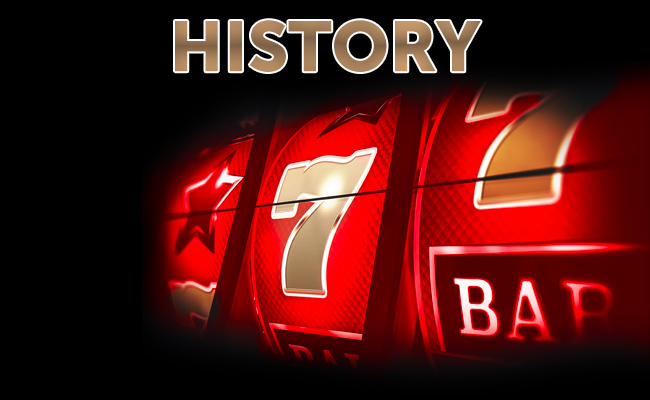 History and evolution of slots Image