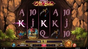 fortunes of ali baba gameplay