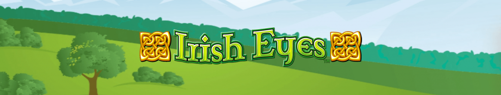 Irish Eyes Slot Logo King Casino