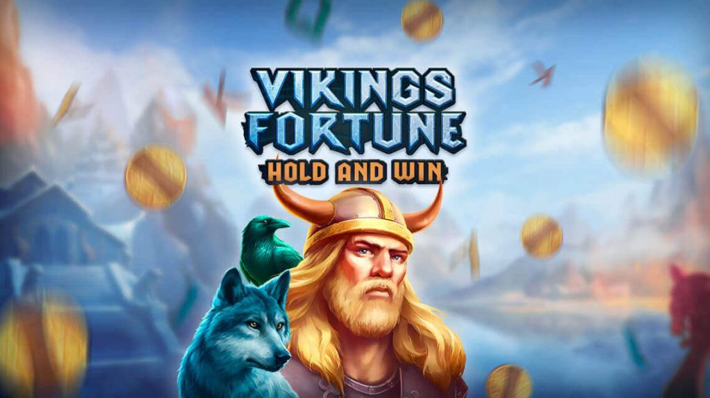Vikings Fortune: Hold and Win Slot Logo King Casino